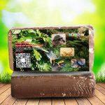 1 Paquet Substrat de Noix de Coco Husk Fibre de Coco Litières Terrarium 100% Biologique pour Reptiles et Amphibiens de la marque Générique image 2 produit