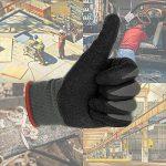 10 Paires de Gants de Travail avec Revêtement Latex Tatendrang I - EN388 - de Freiherr, Taille XL de la marque Freiherr image 4 produit