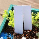 100x Étiquettes Piquet à Planter pour Plantes / Pots / Culture (10cm) de la marque ECO image 4 produit