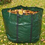 2 x Garden Sac à déchets Chemical Sac de gazon et réutilisable Taille L de la marque Speedwellstar image 2 produit