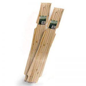 2x Large extensible en bois Treillis   1,8x 0,6m de la marque White Hinge image 0 produit