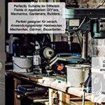 3 Paires de Gants de Travail FlexMech EN388 - Gants de Protection Gants de Mécanicien Pour Travaux Humides et Huileux et Risques Mécaniques de la marque KCL image 1 produit