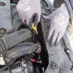 3 Paires Gants de travail Nitras 8800 EN 388 Ajustement flexible - Gants de mécanicien Gants de montage Gants de protection Gants de jardinage Gants multi-fonctions (L) de la marque Nitras image 3 produit