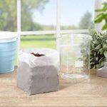 5 x 1 litre terre de coco sac de source cube comme potager pot à herbes pour herbes semailles culture potager passionné de cuisine de la marque Humusziegel image 4 produit