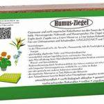 6 x 650 grammes de terreau fleurs terreau en noix de coco humus en noix de coco briques en noix de coco fibres à nois de coco briquets briques d'humus briquets à noix de coco -fin- de la marque Grosshandel & Direktimport Thekla Fuhrmann image 2 produit