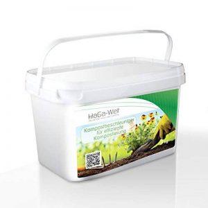 Accélérateur de compost Composteur rapide compostage Compost aide Compost 3kg de la marque Planta image 0 produit