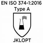 Ansell AlphaTec 58-270 Gants en nitrile, protection contre les produits chimiques et les liquides de la marque Ansell image 2 produit