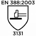 Ansell HyFlex 11-801 Gants pour usages multiples, protection mécanique, Noir de la marque Ansell image 3 produit
