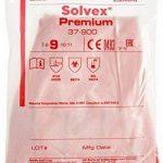 Ansell Sol-Vex 37-900 Gants en nitrile, protection contre les produits chimiques et les liquides, Rouge de la marque Ansell image 1 produit