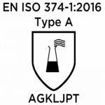 Ansell Solvex 37-185 Gants en nitrile, protection contre les produits chimiques et les liquides, Vert de la marque Ansell image 2 produit