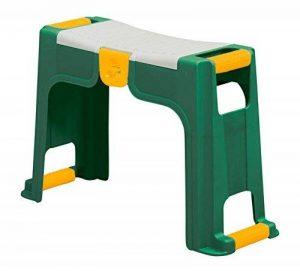 Banco Banc d'assise et genoux avec espace de rangement Vert de la marque Unbekannt image 0 produit