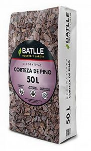 Batlle 960077unid - Écorce de pin, 50l de la marque Batlle image 0 produit