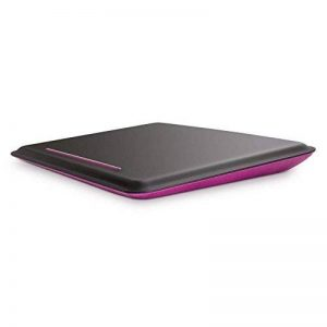 """Belkin - Support Plat """"Cushdesk"""" pour Ordinateur Portable jusqu'à 18,4"""" - Noir/Violet de la marque Belkin image 0 produit"""