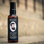 Benjamin Bernard - Huile hydratante pour barbe - 100ml de la marque Benjamin-Bernard image 4 produit