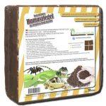 Bloc de 70l de substrat de noix de coco pour terrarium - Sans tourbe de la marque Humusziegel image 1 produit