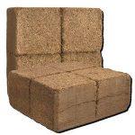 Bloc de 70l de substrat de noix de coco pour terrarium - Sans tourbe de la marque Humusziegel image 3 produit