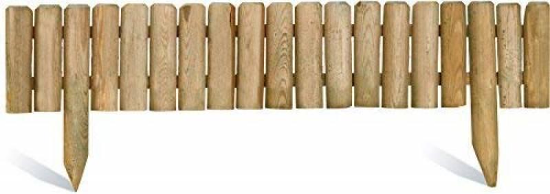 Notre meilleur comparatif de : Bordure en bois jardin pour ...
