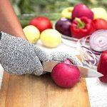 BÖR Gants Anti Coupures Haute Qualité - Performance - Protection des Mains - Qualité Alimentaire M (Medium) de la marque BÖR image 4 produit