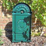 CLGarden WZS5 Fontaine Pompe Fontaine murale Eau Robinet Support pour jardin de la marque CLGarden image 3 produit