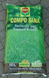 Compo Sana - Terreau pour gazon, 50 litres de la marque Compo image 0 produit