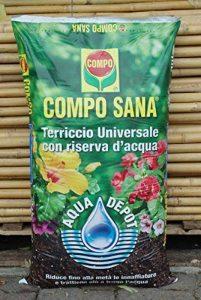 Compo Sana Terreau universel avec réserve d'eau Sac de 50l de la marque Compo image 0 produit