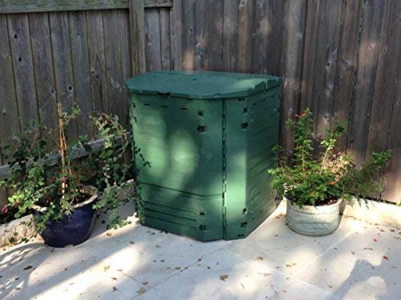 Cuisine Maison Bacs A Compost De Jardin Graf De 626003 Thermo Composteur Thermo King