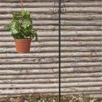 DanDiBo Support pour plantes grimpantes avec 4 supports Treillis en métal H-150cm D-90cm Support pour plantes grimpantes 4 Crochet de la marque DanDiBo image 6 produit