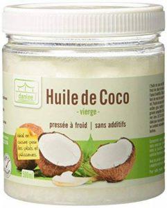 Danlee Huile de Coco Vierge 500 ml de la marque Danlee image 0 produit