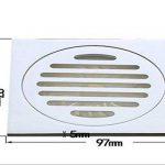 drain 100mm TOP 8 image 1 produit