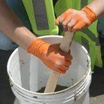 Eppco 8845 tigre Orange Grip Gants en Nitrile-taille XL de la marque Kunzer image 4 produit