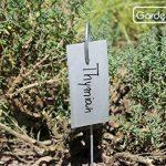 étiquette plantes au jardin TOP 3 image 2 produit