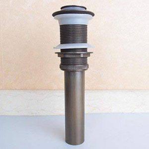 Faucet laiton antique évacuation de l'eau pop-up de la marque Faucet image 0 produit