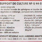 Fertiligene Terreau Balcons et Terrasses 6 L de la marque FERTILIGENE image 3 produit