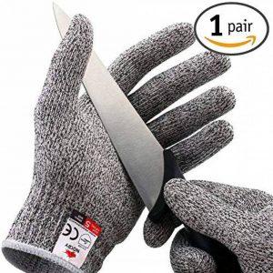 gant anti coupure alimentaire TOP 5 image 0 produit