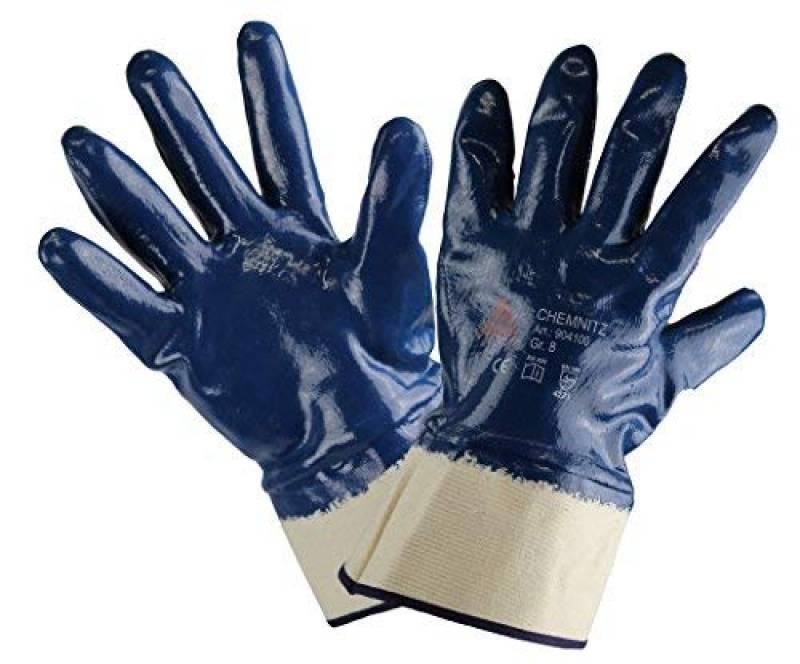 10 paires CLICK 2000 Nitestar nitrile coated precision gants de travail