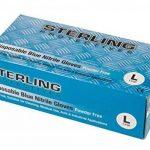 gant jetable nitrile bleu TOP 11 image 2 produit