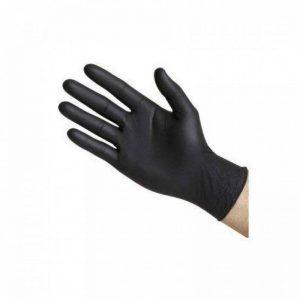 gant jetable nitrile noir TOP 13 image 0 produit
