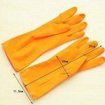 gant latex orange TOP 7 image 3 produit