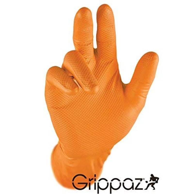 9 Orange Gants en Latex di/électriques pour travaux sous Tension Classe 0-1000 Volts EIS