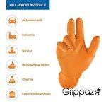 gant latex orange TOP 8 image 3 produit