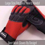 gant travail froid TOP 9 image 2 produit