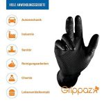 gants caoutchouc nitrile TOP 4 image 3 produit