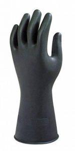 gants caoutchouc noir TOP 3 image 0 produit