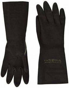 gants caoutchouc noir TOP 4 image 0 produit