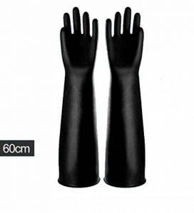gants caoutchouc noir TOP 6 image 0 produit