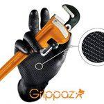 gants caoutchouc noir TOP 9 image 2 produit