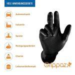gants caoutchouc noir TOP 9 image 3 produit