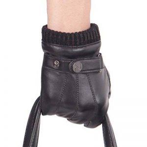 gants cuir homme TOP 8 image 0 produit