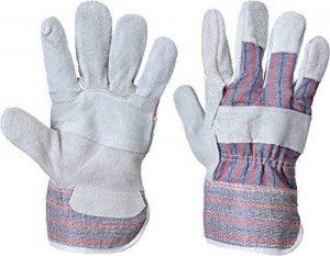 gants de jardinage cuir TOP 12 image 0 produit