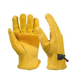 gants de jardinage cuir TOP 8 image 0 produit
